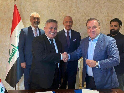 سرمربی تیم ملی عراق اعلام شد