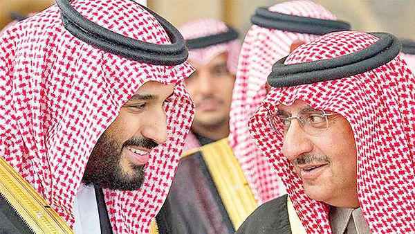 ولیعهد سابق در مسلخ سعودی