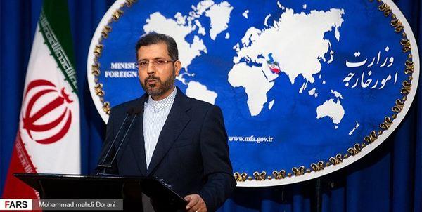 توضیح خطیب زاده درباره وضعیت اتباع ایرانی مفقود شده در مرز ترکیه