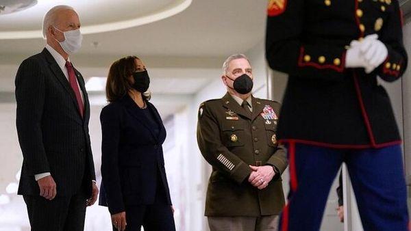 بایدن: نیروهای آمریکا در افغانستان میمانند