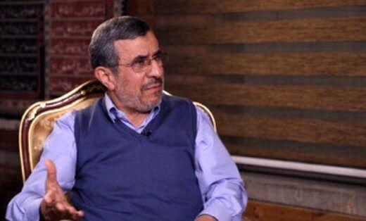 واکنش احمدینژاد به مناظره  اول کاندیداها
