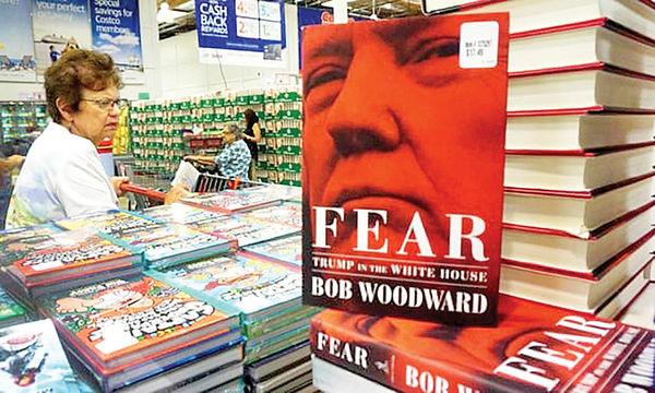 موج استقبال آمریکاییها از کتابهای ضد ترامپ