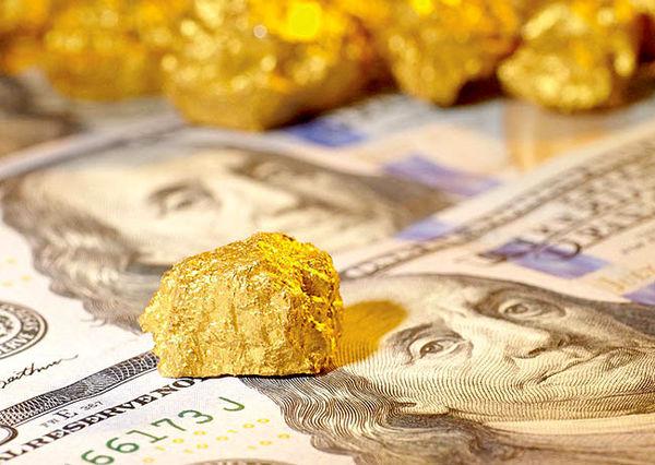 طلا، دلار را پشتسر گذاشت