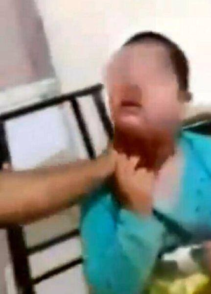 عامل آزار کودک معلول در قزوین دستگیر شد