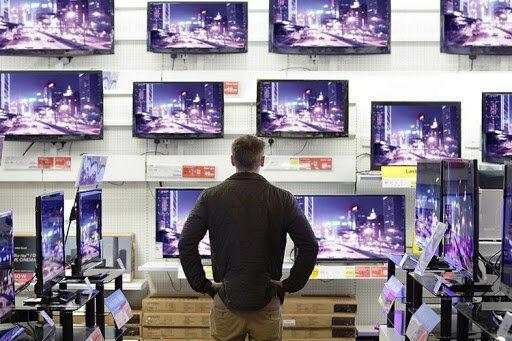 قیمت انواع تلویزیون در بازار چند؟