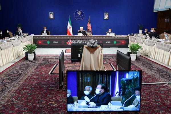 روحانی: ادعای آمریکا برای استفاده از سازوکار درون برجام خنده دار است