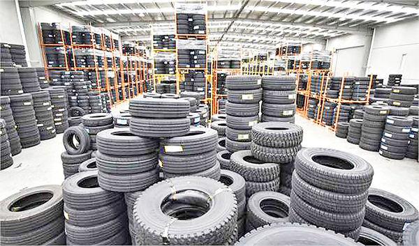 افزایش ۵۰ درصدی قیمت تایرهای داخلی