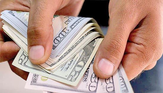 دلار در کف 4ماهه