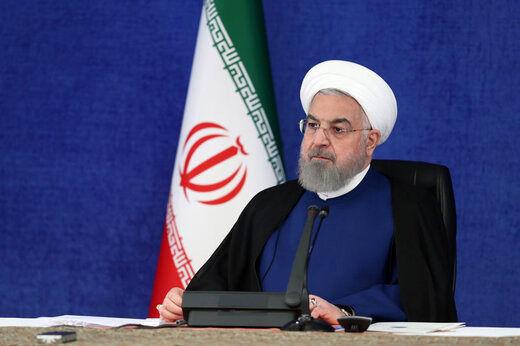 کنایه معنادار روحانی به نمایندگان در پی تصویب طرح هسته ای مجلس