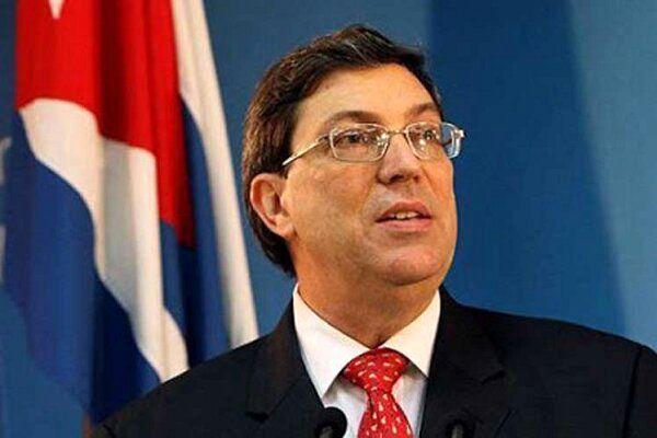 کوبا: هدف آمریکا از محاصره اقتصادی نسل کشی است