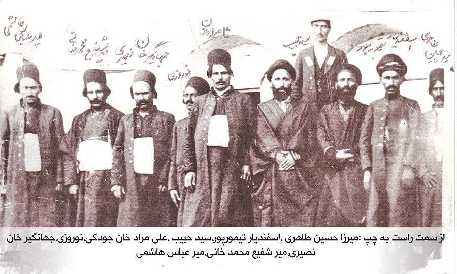 برخورد حکومت پهلوی با خوانین محلی