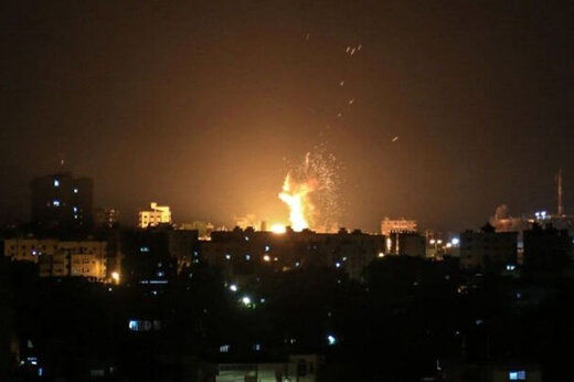 اسرائیل آغاز حمله زمینی به نوار غزه را تکذیب کرد