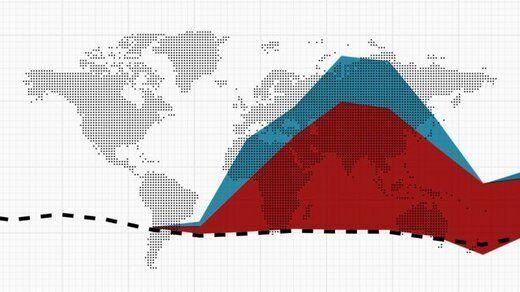 صعود ترسناک موج چهارم کرونا/ رکوردهای سیاه شکسته شدند