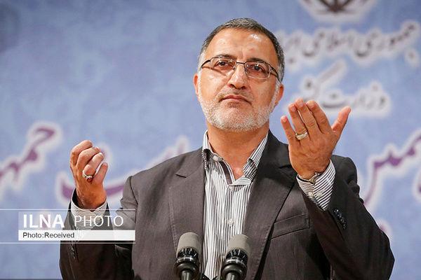 زاکانی: شعار ما ایران قوی و پیشرفته است/ دنبال دیوارکشی بر دور کشور نیستیم