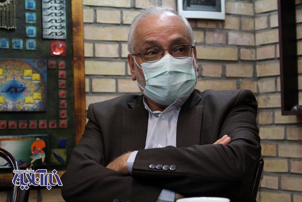 مرعشی: قالیباف مهره سوخته است /عارف برای کاندیداتوری به تنهایی تصمیم گرفت