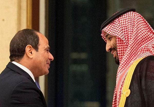محمد بن سلمان با السیسی دیدار کرد
