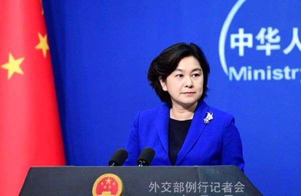 سخنگوی وزارت خارجه چین: پمپئو کوته نظر و مسخره است