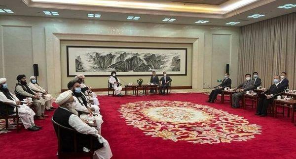 درخواست مهم افغانستان از چین