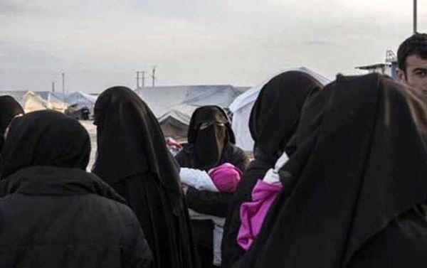 دستگیری خانوادههای داعش در مرز عراق و سوریه
