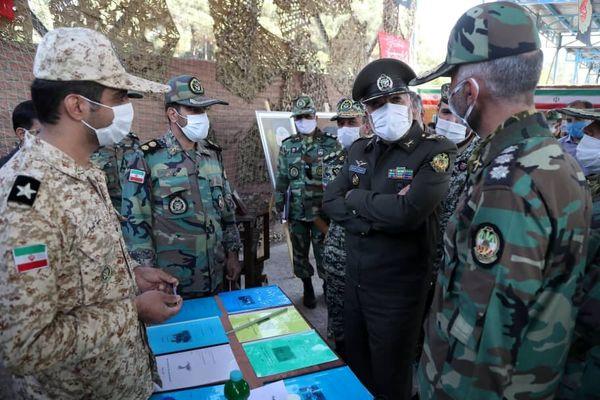 خبر خوشی که فرمانده نیروی زمینی ارتش به سربازان داد
