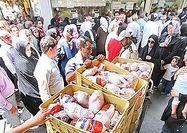 مرغ به اندازه کافی در بازار وجود دارد