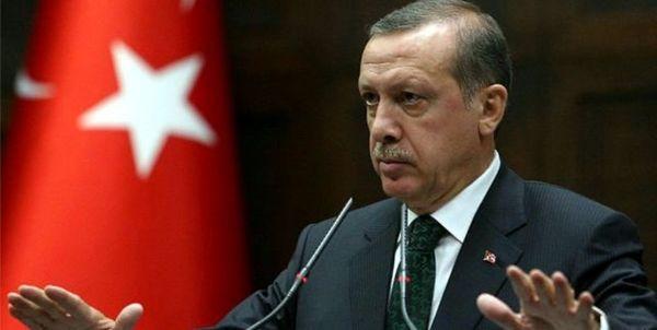 اردوغان: باید به اسرائیل درسی قاطع و بازدارنده داد