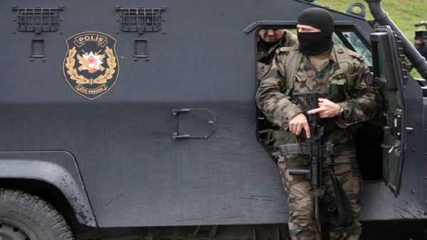 جاسوس امارات در ترکیه بازداشت شد