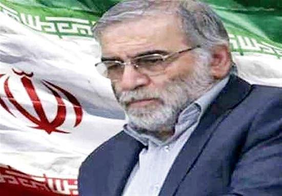 وزارت اطلاعات نسبت به ترور شهید فخریزاده هشدار داده بود