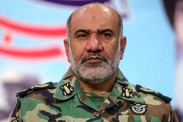 جانشین فرمانده نیروی زمینی ارتش: دشمن برای بر هم زدن امنیت ایران هزینه میکند