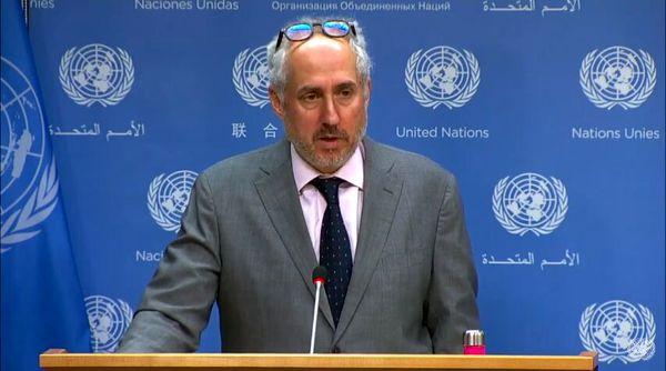 واکنش سازمان ملل به خرابکاری تروریستی در سایت نطنز