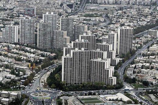 افزایش چشمگیر تعداد معاملات زمین در تهران