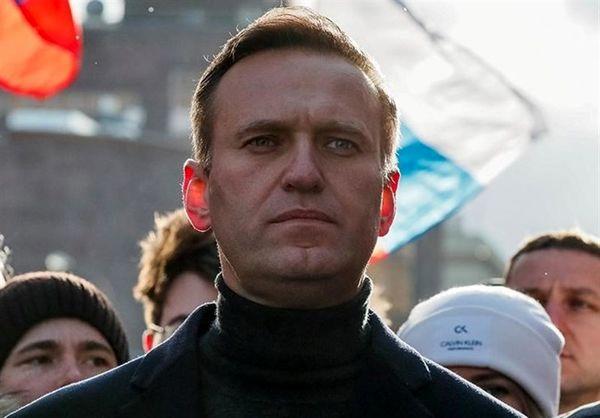 ناوالنی در فرودگاه مسکو بازداشت شد
