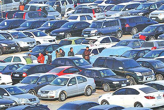 رشد فروش خودروهای دستدوم در چین