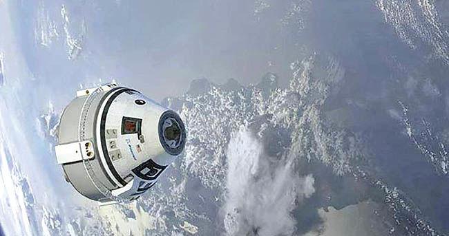 دراگون، تاکسی فضانورد