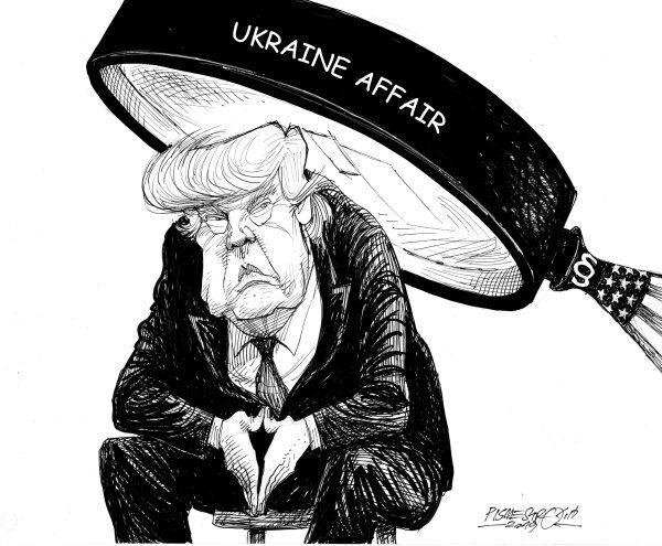 نتیجه تحقیقات ماجرای اوکراین گیت را ببینید!