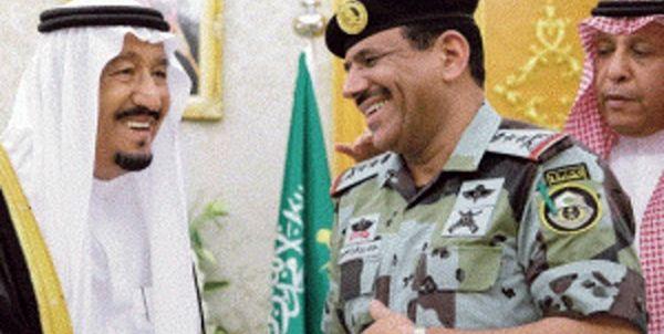 پادشاه عربستان یک مقام بلند پایه را برکنار کرد