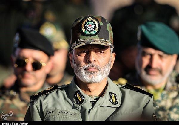 امیر موسوی: ارتش قوی، امنیت کشور را بالا میبرد