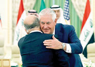 ماموریت تیلرسون در عربستان