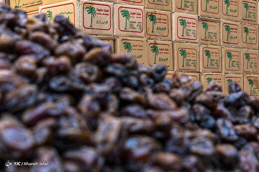 علت افزایش نامتعارف قیمت خرما در بازار