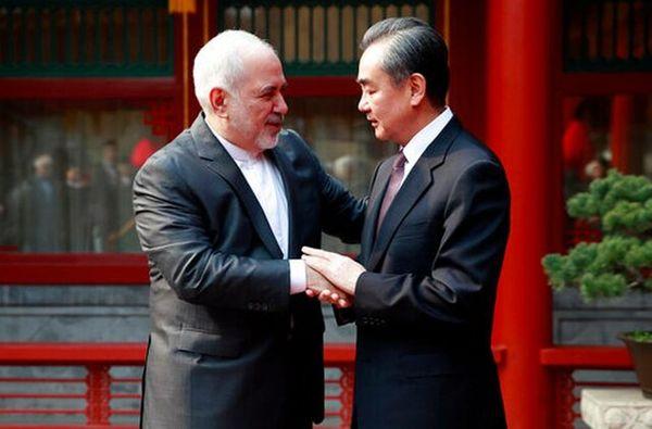 وزرای خارجه ایران و چین در تهران دیدار میکنند