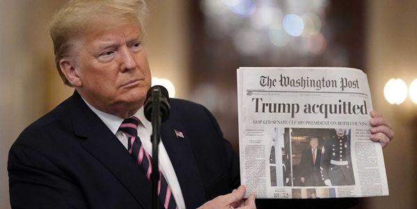 محاکمه ترامپ بدون حضور شاهدان انجام میشود؟