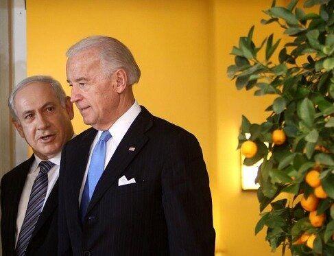 نتانیاهو به بایدن تبریک گفت