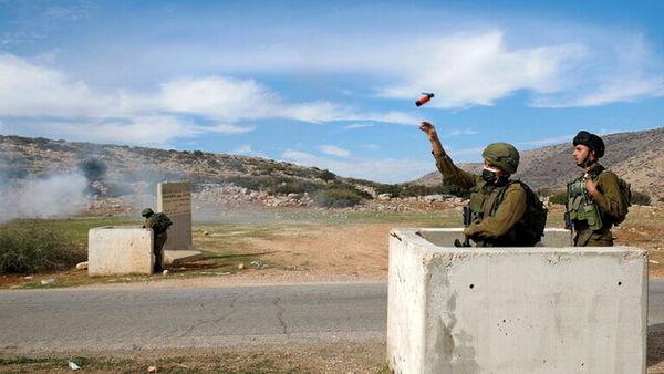 تیراندازی ارتش رژیم صهیونیستی به مرزهای مشترک با لبنان