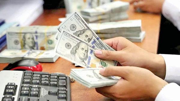 جنس نوسان دلار عوض شد