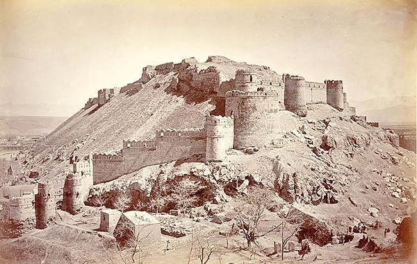 اوضاع اقتصادی افغانستان  در قرنهای هجدهم و نوزدهم