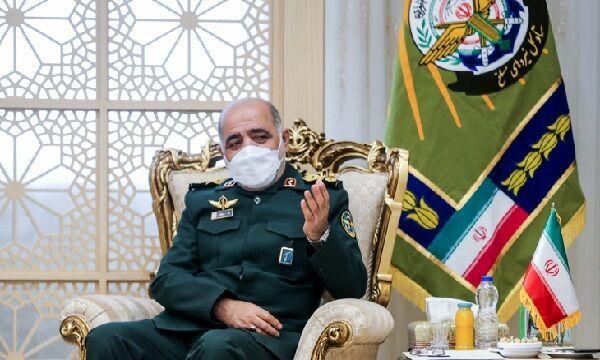 سردار عبداللهی: اخراج آمریکا مهمترین اقدام برای بازگشت امنیت به منطقه است