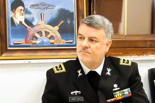 فرمانده نیروی دریایی ارتش به آمریکاییها: زمان آن است که بدهیتان به ایران را بپردازید