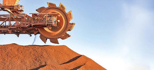 هدف جدید «واله» برای تولید 400 میلیون تن سنگ آهن
