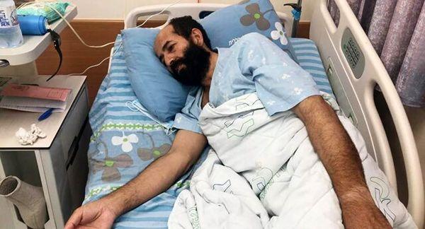تمدید بازداشت اسیر اعتصاب غذا کرده فلسطینی توسط اسرائیل
