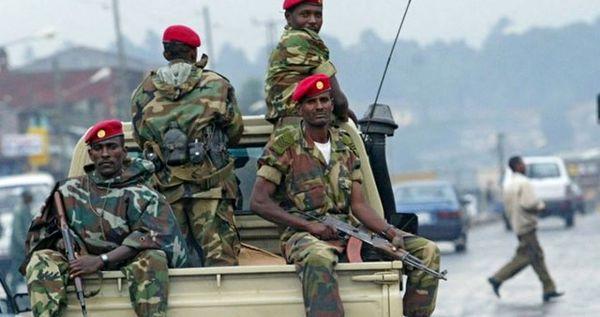 انتقال تسلیحات سنگین اتیوپی به مرزهای سودان